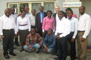 Leadmode's Staff Lagos - Leadmode Gallery